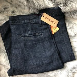 J brand Joplin palazzo wide  jeans sz 22